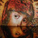 """""""Погляд у вічність"""". Унікальне пано із писанок у Софії Київській"""