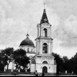 Біла Церква. Дзвіниця Преображенського кафедрального собору