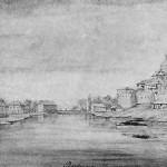 Бердичів на малюнку Наполеона Орди