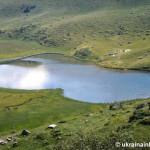 До озер Свидовецького хребта