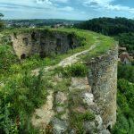 Замок у Теребовлі