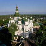 Чернигов. Троицко-Ильинский монастырь