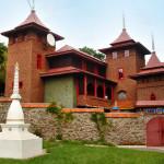 Черкаси. Буддійський храм посеред України