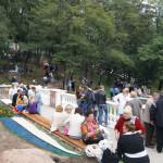 Коростень. Фестиваль дерунів 2012