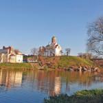 Замкова гора чи біла церква в Білій Церкві