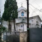 Ялта. Грецька церква Феодора Тирона