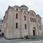 Храми Подолу. Церква Успіння Богородиці Пирогощі
