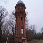 Корделівка. Водонапірна башта
