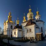 Києво-Печерська Лавра. Церква Різдва Богородиці