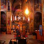Інтер'єри церкви у Круподеринцях