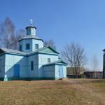 Моделів. Церква святого Лаврентія 1782 року