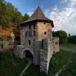 Кам'янець-Подільський. Фортифікації Старого міста