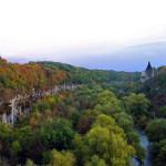 Каньйон річки Смотрич