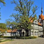 Карпати: мисливський замок Шенборнів