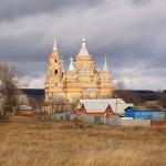 Топ-10 Україна Інкогніта. Маловідомі сільські архітектурні шедеври. Муровані храми