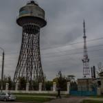 Водонапірна башта Миколаївського водогону