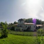 Палац у Хомутці. Сумний спадок Апостолів