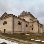 Славута. Паладіанство та єврейський цвинтар