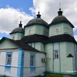 Вільшани. Миколаївська церква - шедевр, який може скоро зникнути.