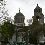 Качкарівка. Покровська церква.