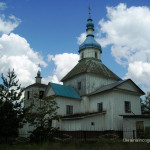 Село Пирогівка. Покровська церква.