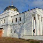 Великий Листвен. Михайлівська церква.