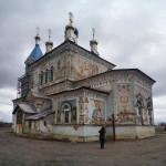 Гранівський монастир у Тишківській Слободі