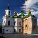 Києво-Печерська Лавра. Церква Спаса на Берестові