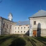 Краснопуща. Монастир, який заснував Ян Собеський