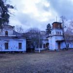 Гонорівка. Палац Кошарських