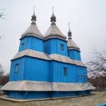 Каташин. Покровська церква