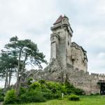 Австрія Burg Liechtenstein Замок Ліхтенштейн