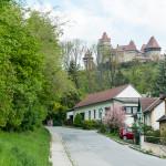 Австрія. Замок Кройценштайн Burg Kreuzenstein