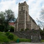 Австрія. Укріплений храм Святого Михайла Die Wehrkirche St. Michael в Mosinghof