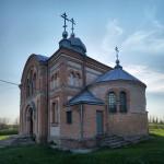 Церква у Василівці