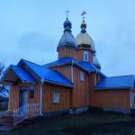 Кисляк. Козацька церква