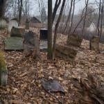 Ободівка. Єврейське кладовище та залишки величі.