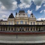 Жмеринка. Місто вокзалу-палацу
