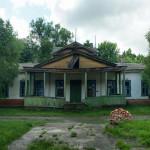 Стара Басань. Маєток Кринських на хуторі Тимки.