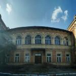 Косарі. Палац Ростішевського.