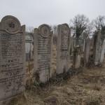 Берегове. Єврейське кладовище