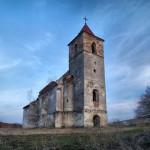 Соколівка. Biserica fortificată на Львівщині