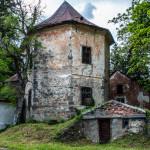 Палац-фортеця графів Телекі у селі Довге