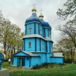 Марківка. Успенська церква.