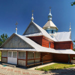 Пістинь. Успенська церква