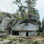 Скелі Довбуша. Неймовірна печерно-скельна атракція.