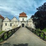 Замок у Свіржу.