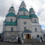 Новомосковск. Свято-Троицкий кафедральный собор