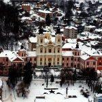 Кременец. Фотопрогулка 1. Иезуитский коллегиум и северная часть города