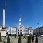 Румунія. Арад. Синтез провінціалізму та помпезності
